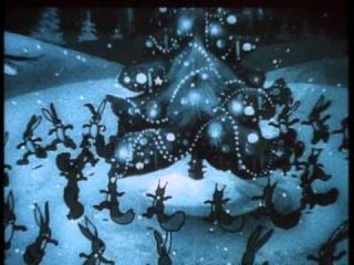 Мультики детям: Зимняя сказка (1945)