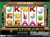 Видеослот City of Gold в 888 Casino