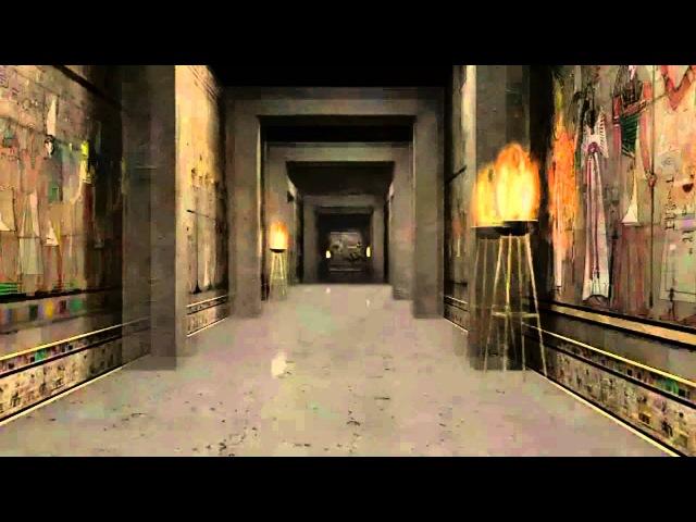 Практическая философия, основанная на герметизме, обучает правилам движения, указывает направление жизненного пути. A Restless Spirit Wanders The Tombs Of Ancient Egypt