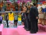 Neto eleito melhor do mundo Brasil 3 x 2 Espanha (Spain) FIFA World Cup of Futsal 18/11/2012