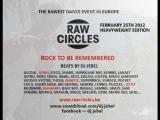 RAW CIRCLES 2012 DJ JEBEL PART 1