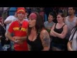 Impact Wrestling 61611 Miss Tessmacher &amp Velvet Sky vs Rosita &amp Sarita (Jackie Moore Returns)