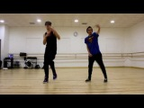 Rui Alves | Eminem - The Real Slim Shady Choreography (With Pedro Almeida)