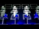 Kraftwerk music non stop munich 3D HD 2011