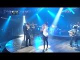 110709 SISTAR HyoRin (효린 ) & 4Men Shin Yongjae - Now @ Immortal Song 2