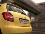 Тест Драйв - Scoda Fabia 2 & Fiat Punto Sport part 2