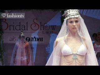 Dany Mizrachi Bridal and Couture Fashion Shows in Tel Aviv | FashionTV