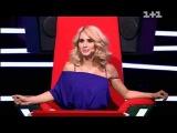"""Соломія Лукянець - """"Голос. Діти"""" (4.11.2012)"""