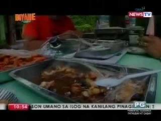 Наш звездный час на филиппинском телевидении в программе