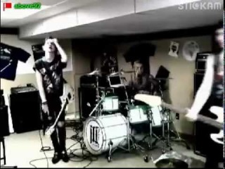 Make Me Famous - Stage On Fire [Live From Stickam 3-7-12]