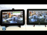 Toshiba Excite 10 vs. Acer Iconia Tab A510 Comparison Smackdown