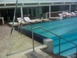 Бассейн с подглядыванием в одном из W hotel