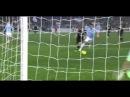 Epic late miss! Claudio Marchisio vs Lazio Lazio 2-1 Juventus 29/1/2013 Video in HQ
