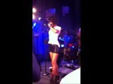 Leah Labelle Sings Box Chevy @ NYC Showcase