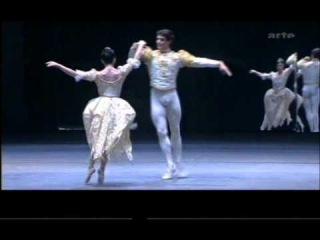 Europa riconosciuta (La Scala, 2004) - balletto con Roberto Bolle e A. Ferri