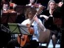 G.Gorelova - Concerto for guitar, string orchestra and bells (Artiom Haluza) part2