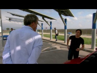 Top Gear Series 18 Outtakes: Jeremy Clarkson Buys Richard Hammond a Gift (Unseen + 1080p HD)