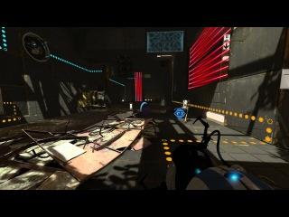 PHombie и Rhapsody против Portal 2 (Part 1)