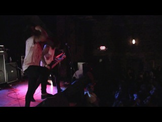 2010.10.31 Bury Tomorrow - Waxed Wings (Live in West Dundee, IL)