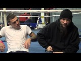 GABRIEL ROSADO VS GENNADY GOLOVKIN, I'M TRAINING FOR KNOCKOUT
