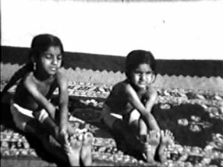 Йога с Айенгаром и Кришнамачарьей 1938