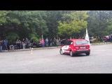 2012.09.08 - FORD Fiest MMM - 2 - Слалом adrenalinetime.info