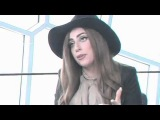 Lady Gaga interview after the LennonOno Grant Ceremony [Preview]