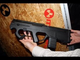 New Magpul PTS Personal Defense Rifle PDR at Shot Show 2011