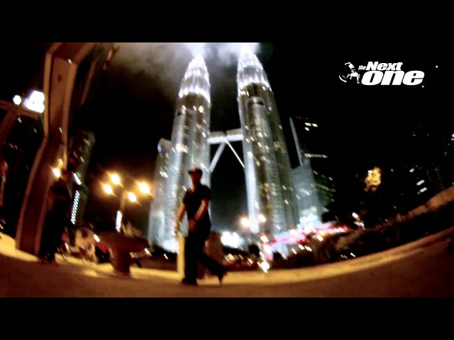 The NextOne - Quick Footworks at Kuala Lumpur