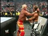 Hulk Hogan Vs Shawn Michaels Icon Vs Legend