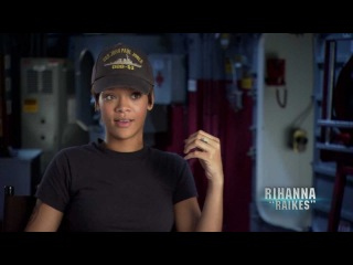 Rihanna - OTS: The Experience of Battleship