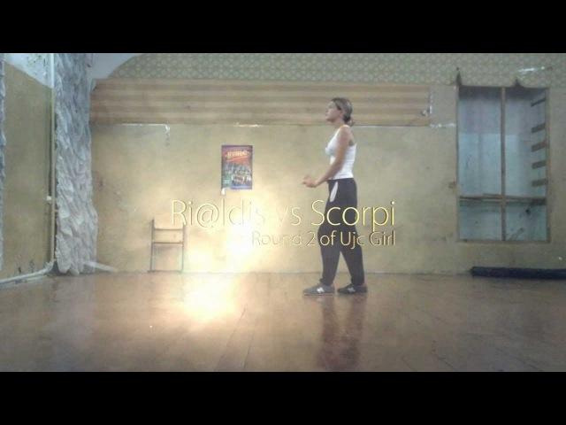UJC Girl | Ri@ldis vs Scorpi | Ukraine JumpStyle Legion