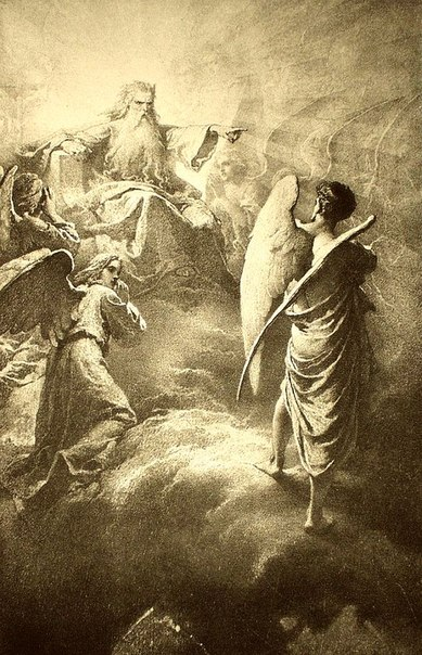 гадалка - культ Сатаны. Сатана. Дьявол. Люцифер ( фото, видео, демотиваторы, картинки) - Страница 3 VXYcTChCX2U