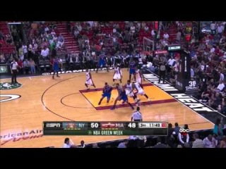 JR Smith Duels LeBron James, Takes 22 Three's