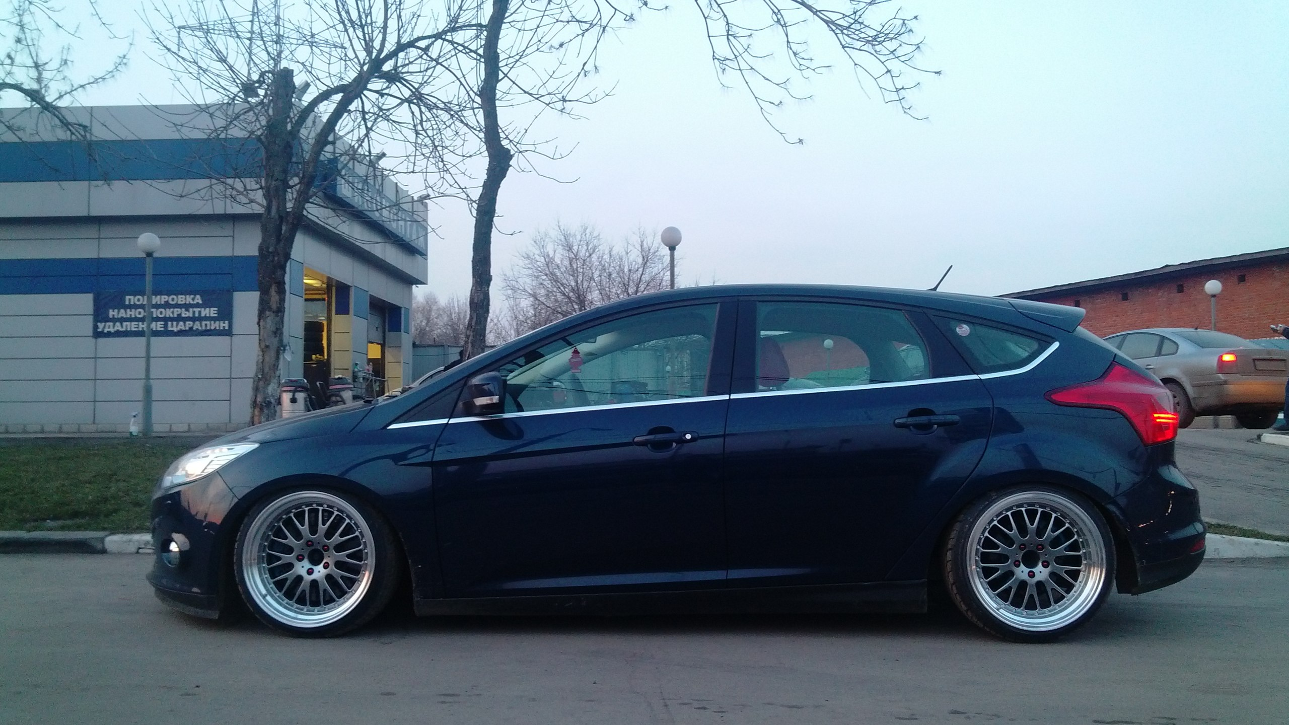 Let Me See Your Slammed Lowered Focus Page 151 Ford Forum St Rs