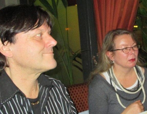 Встреча с финскими экожурналистами