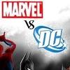Marvel|DC Comics Games