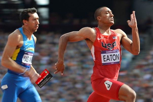 Олімпійські ігри і візитка Яроша