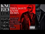 Rico Love feat. Ludacris, T.I., Trey Songz, Tiara Thomas &amp Emjay - They Don't Know (Remix)