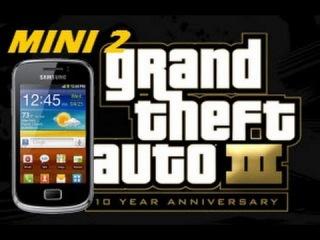 GTA III на Samsung Galaxy GT-S6500 Galaxy Mini 2
