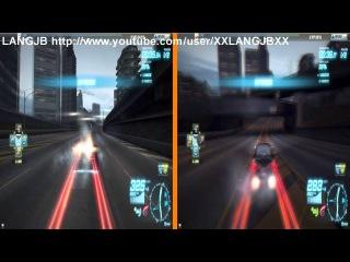 NFS World McLaren F1 Elite vs Porsche 911 GT2 (997)