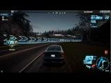 NFS:World - Vauxhall Monaro VXR vs Ford Crown Victoria (B-Class Test Match)