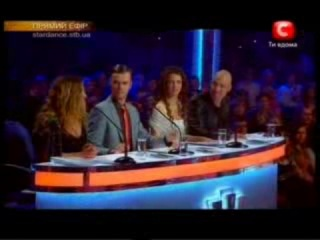 Танцы со звездами 2011. Владимир Ткаченко. ча-ча-ча