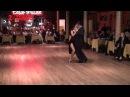 Roberto Zuccarino y Jesica Arfenoni Tango Esa noche de luna en Club Gricel Oct 2011