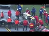 ARCA Series Talladega 2012 - Ужасная Авария.