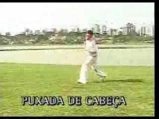 movimientos avanzados de capoeira
