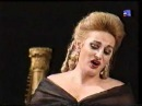 Roxana Briban-singing Non so le tetre immagini from Verdi's Il Corsaro