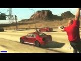 Grand Theft Auto V: San Andreas / Parody Footage (Rockstar Games)