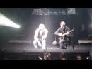 KReeD исполняет песню вместе с папой -ПРОСЫПАЙСЯ под гитару