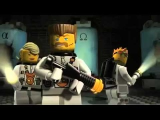 Лего Lego: Приключения Клатча Пауэрса
